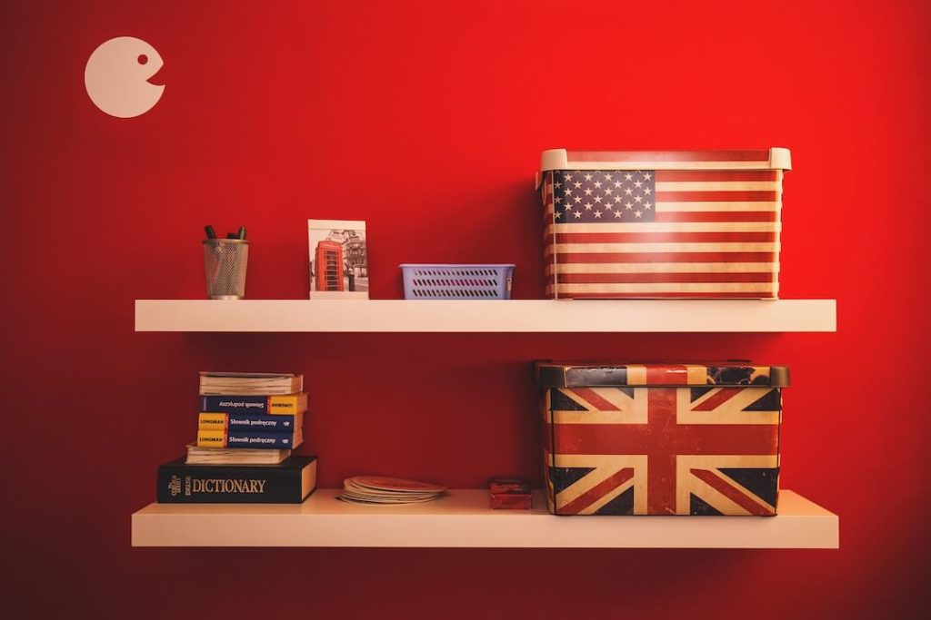 britská a americká angličtina
