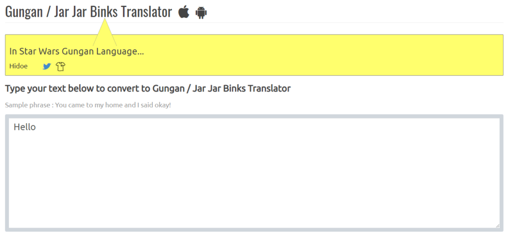 star wars jazyky