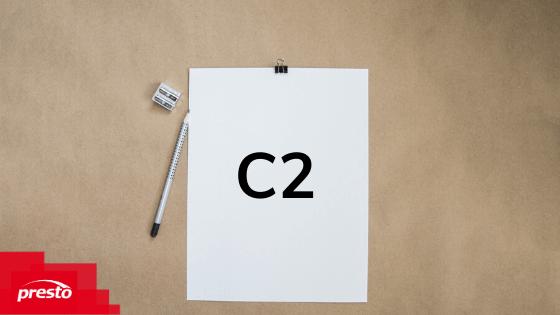 Jazyková úroveň C2